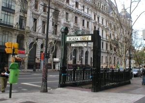 Buenos Aires Subway, Monsarrat