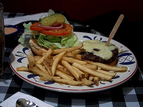 American Food in Buenos Aires