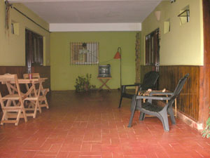 Timbo Posada Hostel Common Area