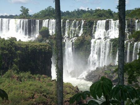 Iguazu Falls national park & nature