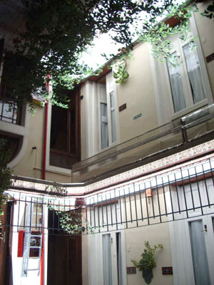 Milhouse Hostel, Buenos Aires