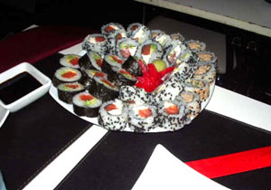 Business: Sushi Libre in Recoleta, Buenos Aires