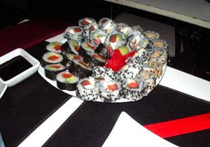 Business: Sushi Libre in Recoleta, Buenos Aires