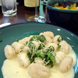 It's Gnocchi Day in Argentina again (on the 29t)!