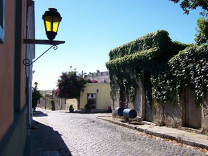 Colonia Uruguay day trip from Buenos Aires.