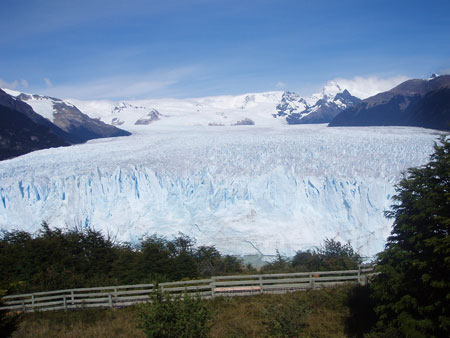 Perito Moreno Glaciar in all its Glory.